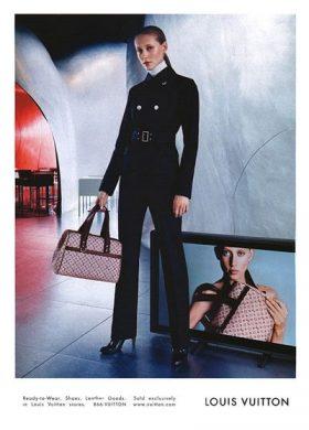 Louis Vuitton và những bức ảnh quảng cáo