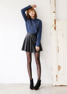Quy tắc mix đồ để có đôi chân thon dài: Inaonhanh.com