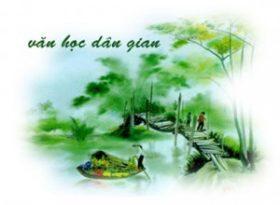 Tục ngữ dân gian: Thuvienluanvan.com