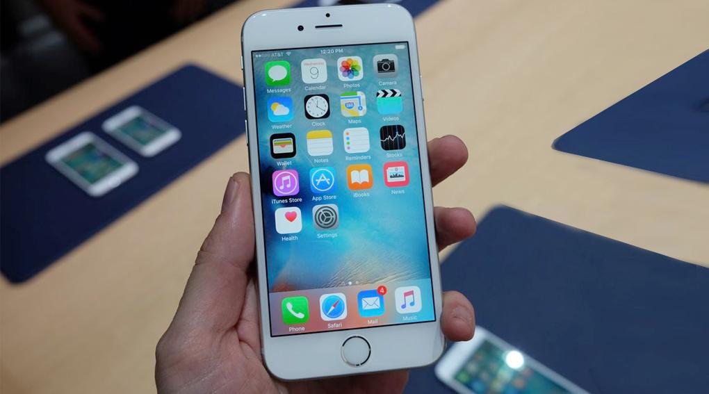 iPhone 6s cũ sở hữu hiệu năng ấn tượng.