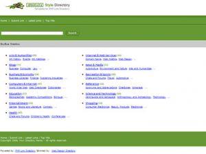 Ai quyết định đưa website vào Dmoz