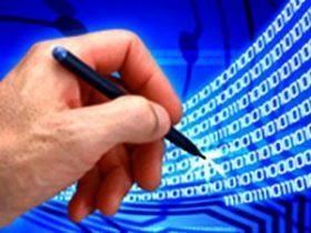Chữ ký số sẽ là chìa khóa cho doanh nghiệp bước vào Thương mại điện tử và Chính phủ điện tử. (Ảnh: Diễn đàn doanh nghiệp)