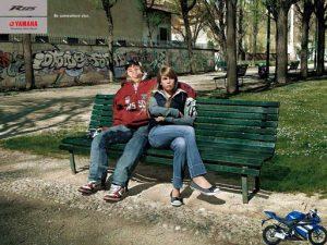Bộ sưu tập ảnh quảng cáo về xe máy