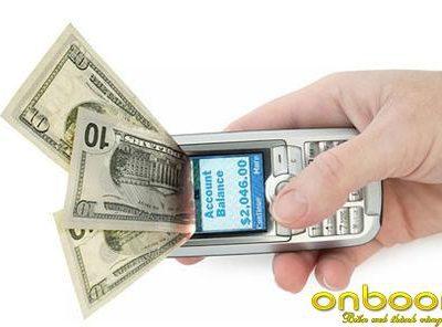 Bank of America thử nghiệm hình thức trả tiền qua điện thoại di động