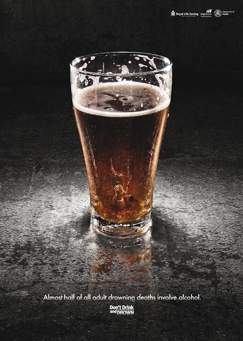 Đừng chết đuối vì... bia rượu