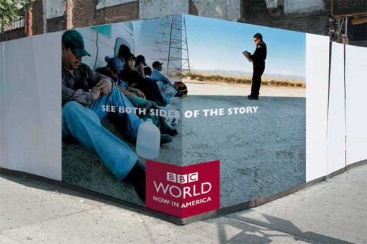 Quảng cáo của BBC