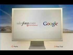 Google có nên mua Salesforce.com?