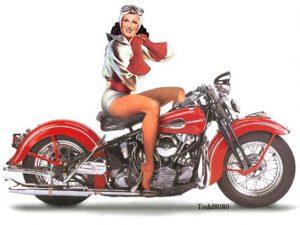 Harley Davidson và xe máy: Một thời để nhớ