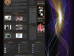 Website điều tra dân sự