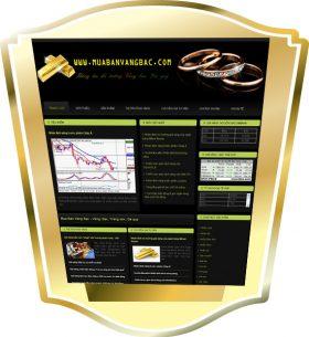 Website mua bán vàng bạc