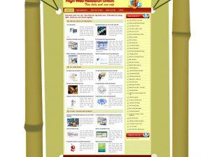 Dự án website cao cấp