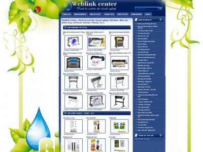 Dự án web xây dựng thương hiệu