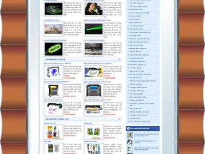 Website tin học và doanh nghiệp