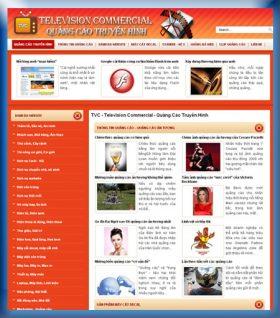 Xây dựng web quảng cáo truyền hình