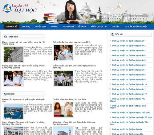 luyenthidaihoc.net