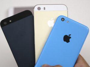 iPhone 5S và 5C chưa thể cập bến Việt Nam trong đợt 2