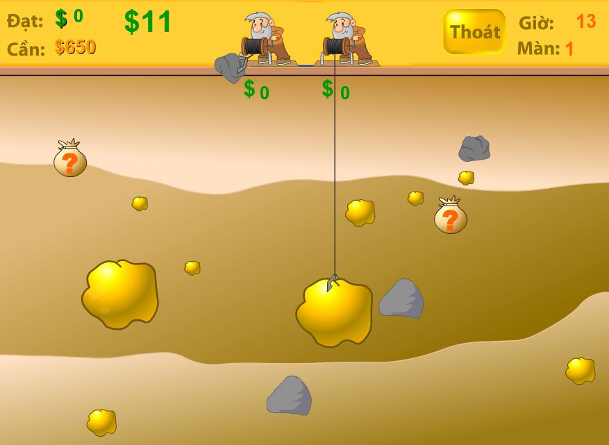 Tham gia vào cuộc hành trình tìm vàng đầy thú vị với game Đào Vàng Đôi – Double Reel Gold