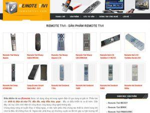 Remote tivi