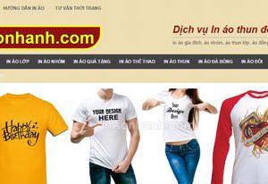 Áo đẹp - In áo - In áo thun chất lượng: Inaonhanh.com