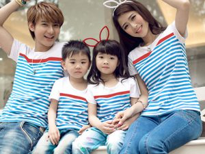 Áo gia đình - nơi lưu giữ, gắn kết tình cảm các thành viên: Dodoi.com