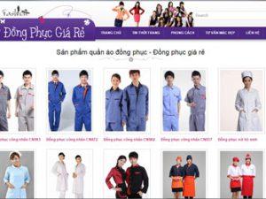Đồng phục - May đồng phục: Dongphucgiare.com
