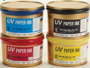 Những lưu ý khi sử dụng mực in lụa UV: Inlua.net