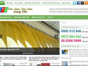 Màn nhựa - Rèm cửa nhựa: Mannhua.com