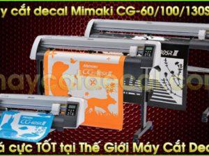 Máy cắt chữ Mimaki CG - 130 SRIII: Inlua.com