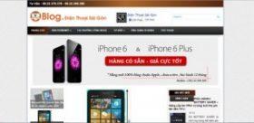 Siêu thị điện thoại - Điện thoại chính hãng xách tay: Blog.dienthoaisaigon.com