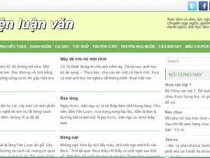 Thư viện luận văn - Ca dao - Tục ngữ - Bài học làm người: Thuvienluanvan.com
