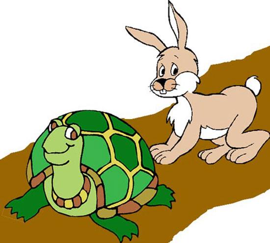 Truyện ngụ ngôn Rùa và thỏ