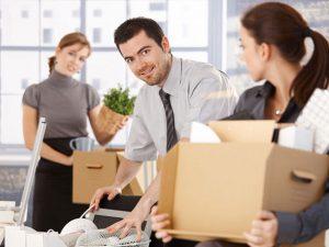 Dịch vụ chuyển văn phòng trọn gói, giá rẻ