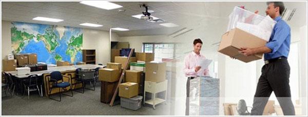Dịch vụ chuyển văn phòng giá rẻ, nhanh