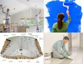 Dịch vụ sửa nhà, cơi nới, tu sửa nhà ở trọn gói