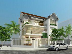Dịch vụ thiết kế kiến trúc, nội thất, ngoại thất