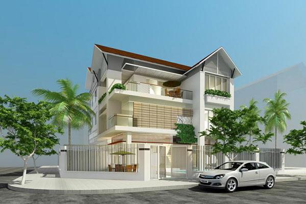 Dịch vụ thiết kế kiến trúc, nội, ngoại thất