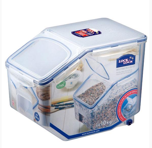 Thùng đựng gạo cao cấp Lock&Lock HPL510, 10kg