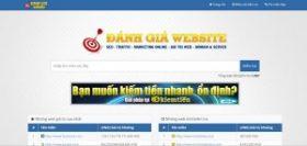 Đánh giá web - Định giá trị website - Check tên miền, Page - Powered