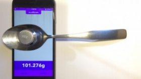 iPhone 6S có thể trở thành một chiếc cân điện tử ?