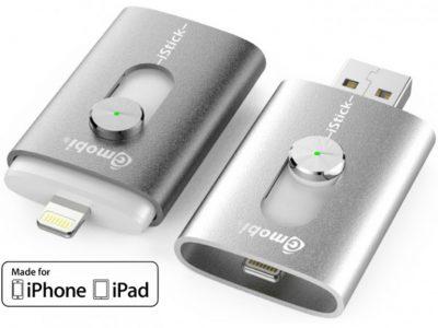 Cùng ngắm nhìn iStick - chiếc USB sử dụng cho các thiết bị iOS (iPad, iPhone)