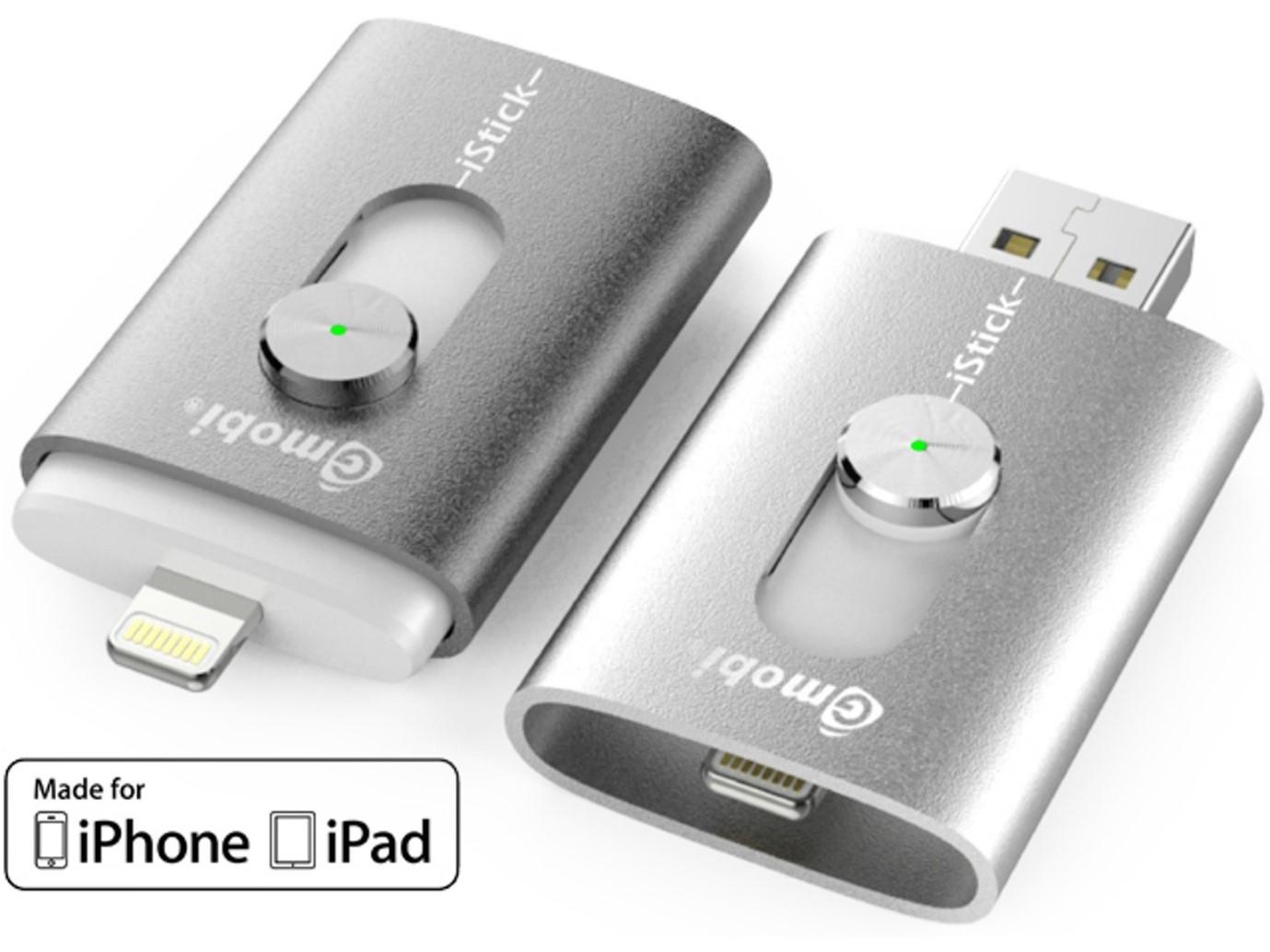 Cùng ngắm nhìn iStick - chiếc USB sử dụng cho các thiết bị iOS (iPad, iPhone) - 1