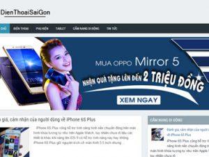 Di động - Điện thoại di động - Di động Sài Gòn