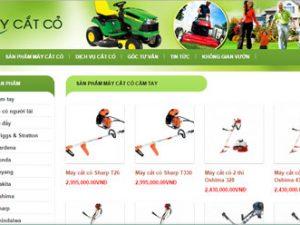 Máy cắt cỏ - Mua, bán máy cắt cỏ - Dịch vụ cắt cỏ