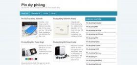 Pin thay thế - Pin dự phòng iPhone, iPad, Điện thoại di động