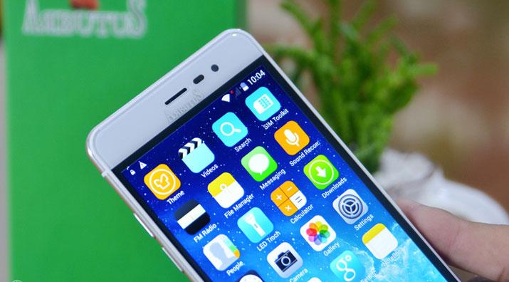 Arbutus AR5 – chiếc điện thoại đến từ Nhật có thiết kế y hệ iPhone 6