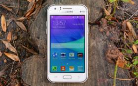 Chiến binh mới Samsung Galaxy J1 với tính năng tốt giá tầm trung