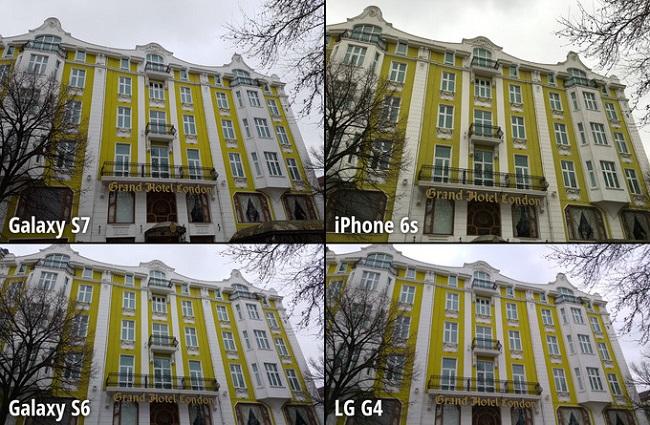 Bức ảnh chụp Hotel London