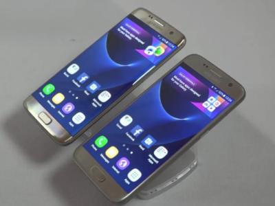 Samsung tăng trưởng mạnh mẽ với Galaxy S7