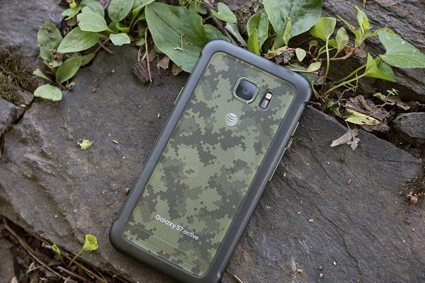 Samsung Galaxy S7 Active sẽ nâng cao thời gian sử dụng lên rất nhiều.