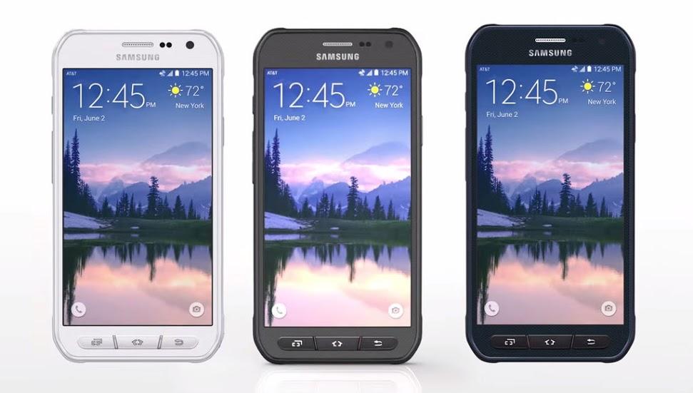 Samsung Galaxy S7 Active được cải thiện nhiều về dung lượng pin.